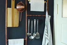 Küchenaufbewahrung