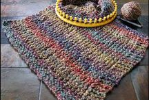 loom projects - sweaters