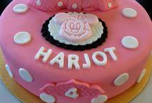 Kiddie Cakes