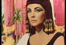 Elizabeth Taylor - posters from around the world / some of the most beautiful images of Queen Liz available from my online gallery: ILLUSTRACTION GALLERY (www.illustractiongallery.com)