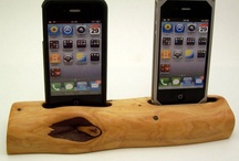 Wood iPhone Cases and Stuff