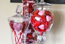 Valentine's day jars