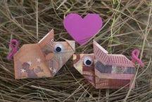 origami soldi