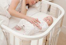 Co-sleeping, bedsharing - spaní společně s dětmi