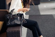 Style: black & white / Things that inspire me to get dressed! In this board you will find beautiful pairings of black & white.