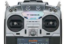 Futaba T18SZ R7008SB