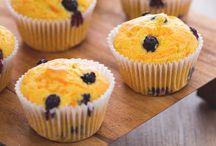 muffin cap cake