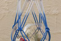 macrame for plant