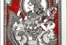 Paintings - Indian Traditional