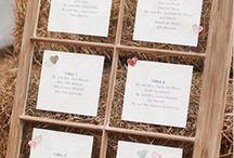 dekoracje ślubne rustykalne