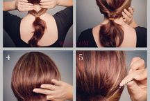 Cabelo&Make / Porque toda mulher ama maquiagem e penteados!