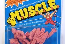 My Childhood Toys / Toys I had when I was a spoiled rotten kid in the 80s / by David Astramskas