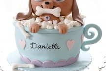 Cakes and Sweets / by Danielle Miranda-Jewelry