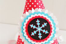 Party Hats by Cupcake Wishes Store on Etsy