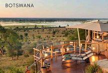 African Bush Lodges