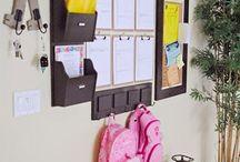 * Organizational Freak * / Miluju, když má každá věc své místo <3 Celkově jsem hodně organizační typ člověka :-) A tak zde sdílím vše, co by v této oblasti mohlo inspirovat i Vás :-)