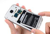Bytte av Galaxy S4 batteri