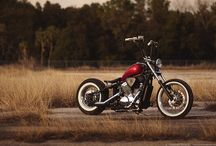 bobber bike steed