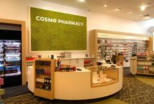 Cosmo Pharmacy Renovation / Christchurch's Cosmo Pharmacy gets a makeover by the teams at KVA Design Ltd and Bates Joinery.