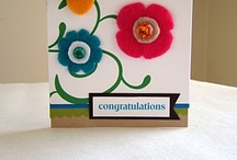 Card Inspirations / by Erin Remple
