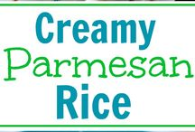 Rice side dish