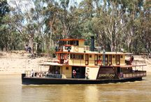 Paddle Steamers