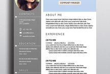 CV Look and Feel