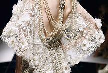 White,cream dresses