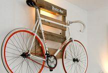 Fahrrad-Halterung