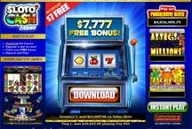 Sloto'Cash Casino Bonus / 2013 Sloto'Cash Free No Deposit Casino Bonus Codes