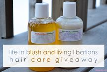 life in blush giveaway's