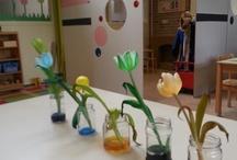 Kids crafts spring