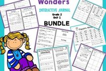 WONDERS by McGraw-Hill TEACHER-MADE / Resources that support Mc-Graw Hill's WONDERS reading program