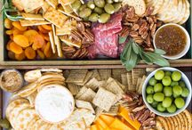 Cooking appetizers-party