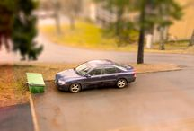 Trying Tilt-Shift