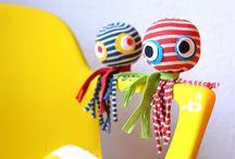 Alte Socken / Octopus