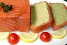 terrine  d avocat  saumon fumé