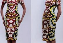 Dresses, African fashion