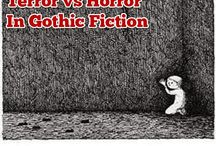 Writing-Gothic, horror, vampire