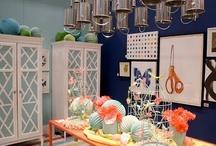Craft or Homeschool Room Design