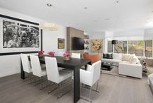 Dining Room Design / Beautiful and modern dining rooms designed by Dresner Design in Chicago, IL.