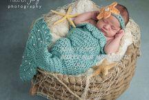 baby photo costumes - crochet