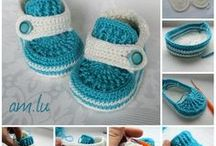 Crochet and Knitting Baby