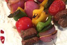 Grill Recipes / Grill Recipes - meats, seafood, fruits, veggies