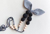 Nursing necklaces diy