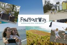 So many ways... to find your way...