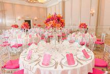 Wedding decorations  / svatební výzdoba