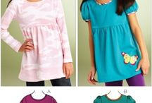 Children's Patterns / Clothes for Vera?
