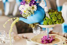 Wedding - Alice in Wonderland