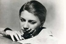 Lee Miller / 1907-1977 Model, photographer and a beautiful human being